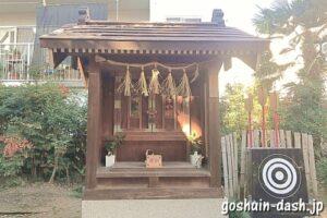 白龍社(名古屋大須三輪神社)