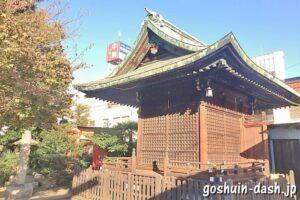 神楽殿(名古屋大須三輪神社)