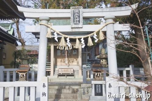 源太夫神社(蒲郡八劔神社摂社)