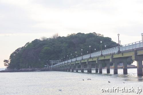 八百富神社(愛知県蒲郡市竹島)
