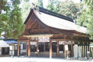 大縣神社(愛知県犬山市)社殿