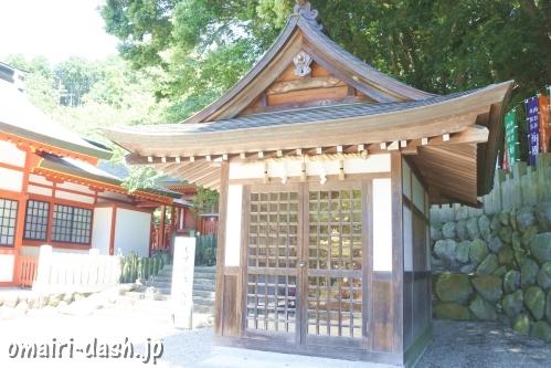 大縣神社(愛知県犬山市)神輿庫