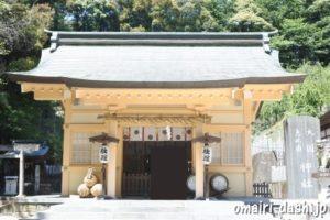 大国恵比須神社(大縣神社摂社)