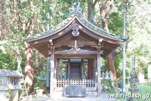 尾張冨士大宮浅間神社(愛知県犬山市)中宮