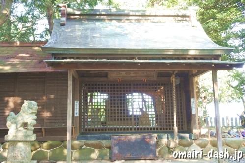 尾張冨士大宮浅間神社(愛知県犬山市)奥宮