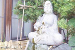 間々観音(愛知県小牧市)慈乳観世音