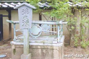 間々観音(愛知県小牧市)浄水源