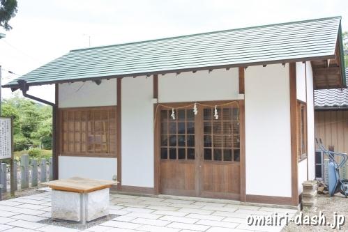 山口八幡社(愛知県瀬戸市)愛・地球博建物