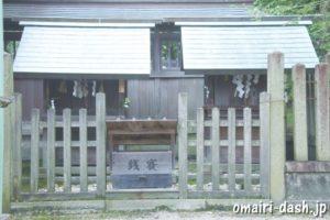 八幡社・神明社(瀬戸深川神社摂社)