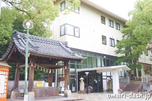 瀬戸パークホテル(深川神社境内)