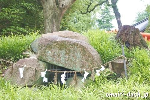 深川神社古墳(愛知県瀬戸市)