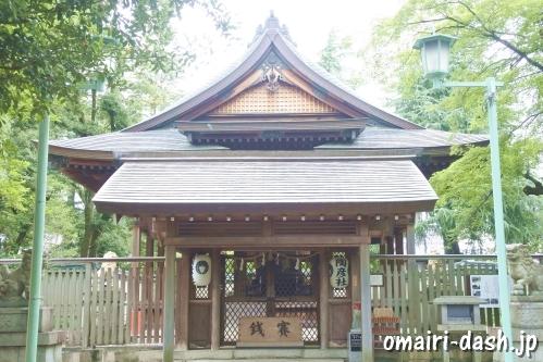 陶彦社(瀬戸深川神社)