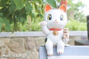 深川神社(愛知県瀬戸市)招き猫