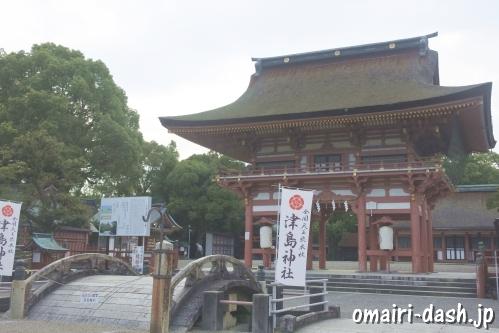 津島神社(愛知県津島市)楼門