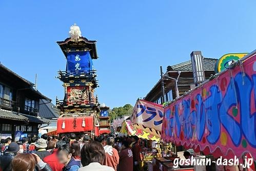犬山祭(針綱神社祭礼)車山