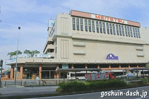 名鉄神宮前駅(熱田神宮最寄り駅)