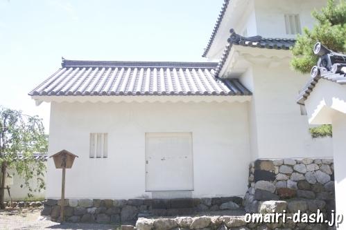 大垣城(岐阜県大垣市)乾隅櫓(戌亥櫓)