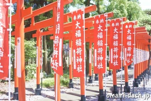 大福稲荷神社(大垣八幡神社)