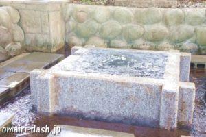 大垣八幡神社(岐阜県大垣市)自噴水(自噴井戸)