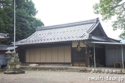 南宮御旅神社(岐阜県不破郡垂井町)社務所