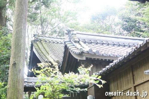 南宮御旅神社(岐阜県不破郡垂井町)本殿