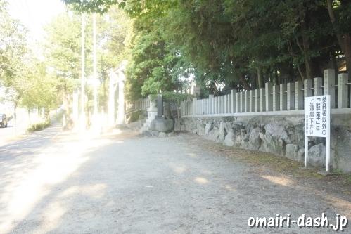 本刈谷神社(愛知県刈谷市)駐車場