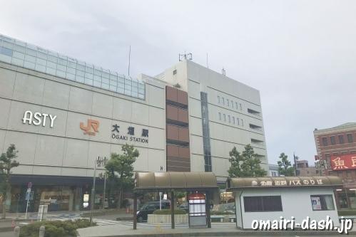 大垣駅南口(名阪近鉄バスのりば)