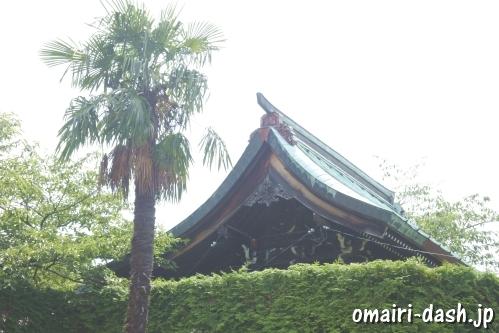 常葉神社(岐阜県大垣市)本殿