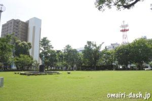 大垣公園(岐阜県大垣市)芝生広場