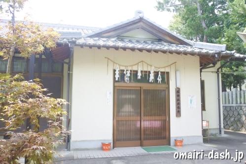 結神社(岐阜県安八町)社務所(結コミュニティセンター)