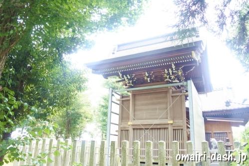 結神社(岐阜県安八町)本殿