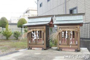 直會神社(愛知県尾張旭市)境内社