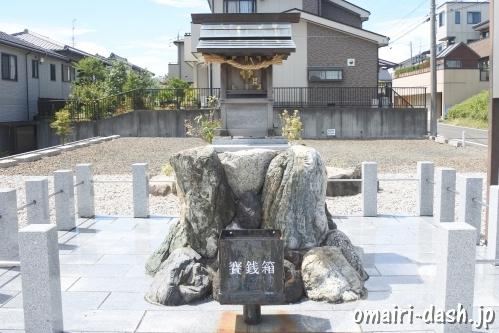 高龗社(愛知県尾張旭市)社殿