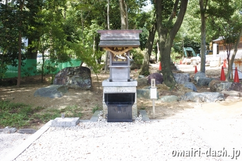 渋川神社(愛知県尾張旭市)忌明社