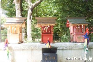 津島社(各町内天神社・尾張旭市渋川神社)