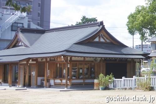 渋川神社(愛知県尾張旭市)社務所
