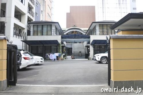 延命院(名古屋市中区)駐車場