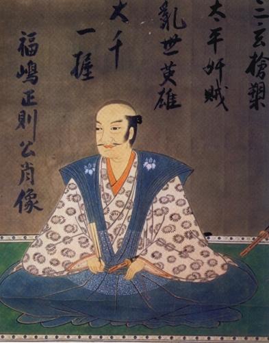 福島正則(東京国立博物館所蔵品)