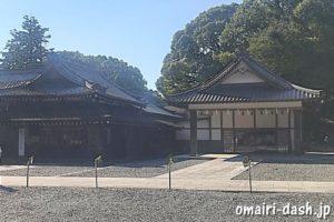 砥鹿神社(愛知県豊川市)御朱印受付場所(授与所・客殿)