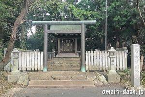 一宮町護国神社(砥鹿神社里宮)