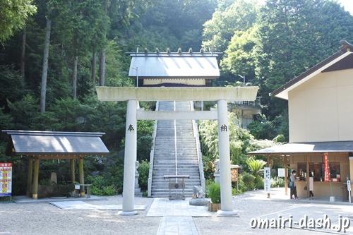 猿田彦三河神社(愛知県幸田町)境内全景