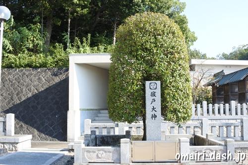 三好八幡社(愛知県みよし市)祓戸大神