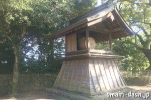 砥鹿神社(愛知県豊川市)太鼓楼