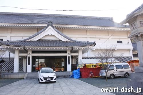 豊川稲荷(愛知県豊川市)寺宝館