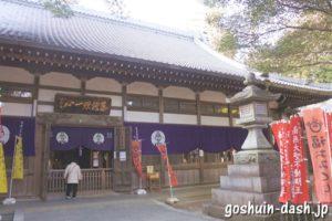 豊川稲荷(愛知県豊川市)万燈堂