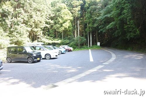猿田彦三河神社(愛知県幸田町)駐車場