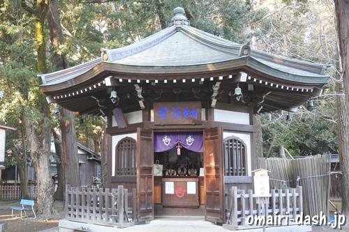 豊川稲荷(愛知県豊川市)納符堂(お札納め所)