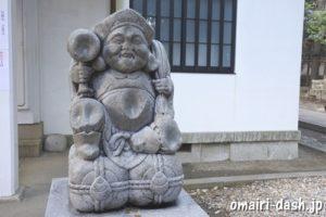 豊川稲荷(愛知県豊川市)おさすり大黒天