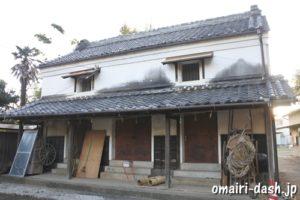 豊川進雄神社(愛知県豊川市)蔵