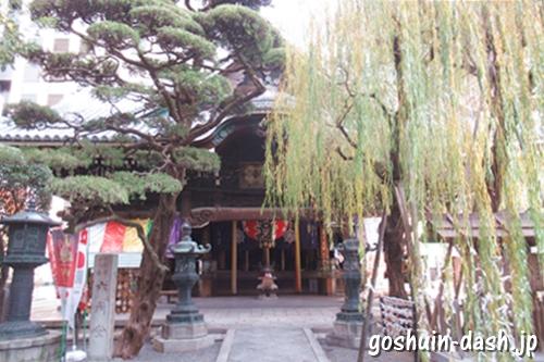 六角堂頂法寺(京都市中京区)本堂